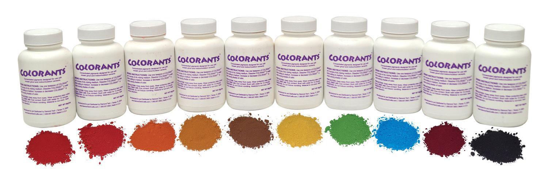 Colorants Complete Set