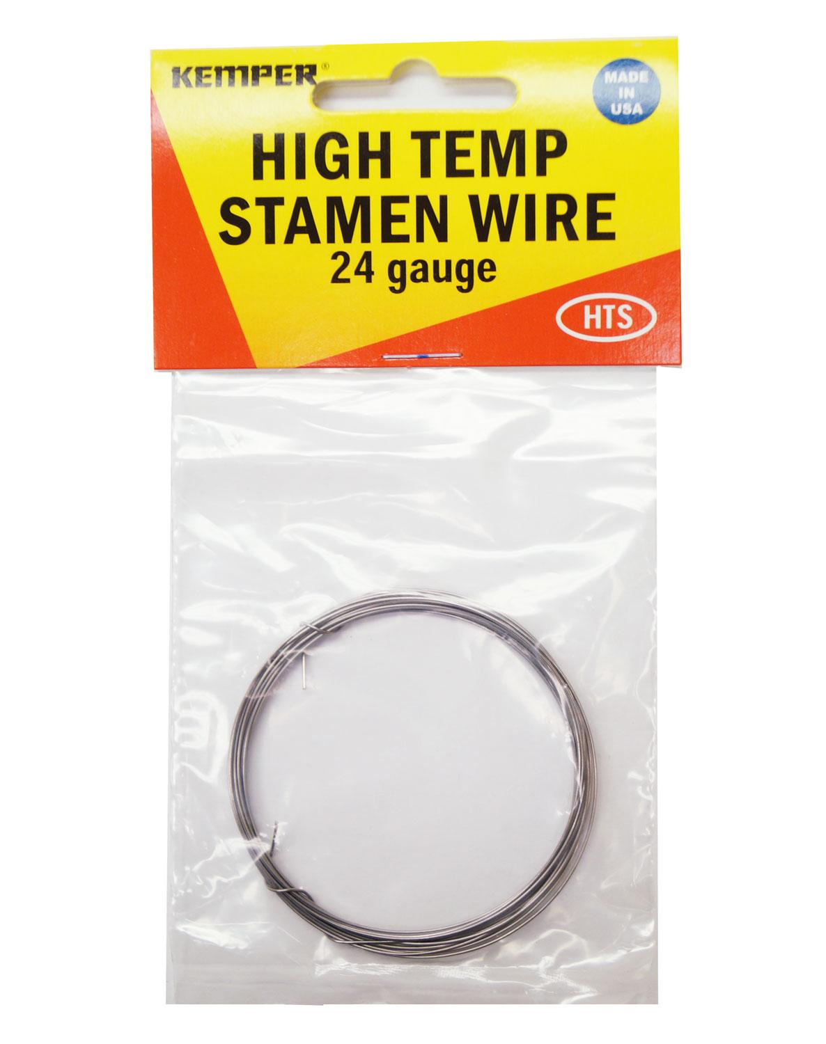 24 Gauge High Temp Wire | Metal Embellishments Delphi Glass