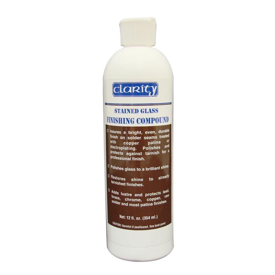 Stained Glass Finishing Compound - 12 oz