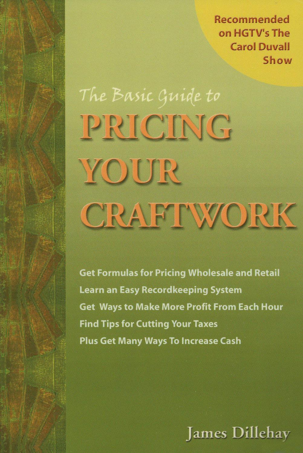 Pricing Your Craftwork