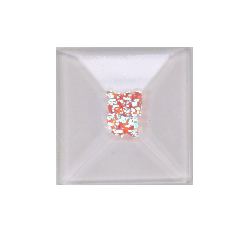 1 Square Granite Dichroic Bevel