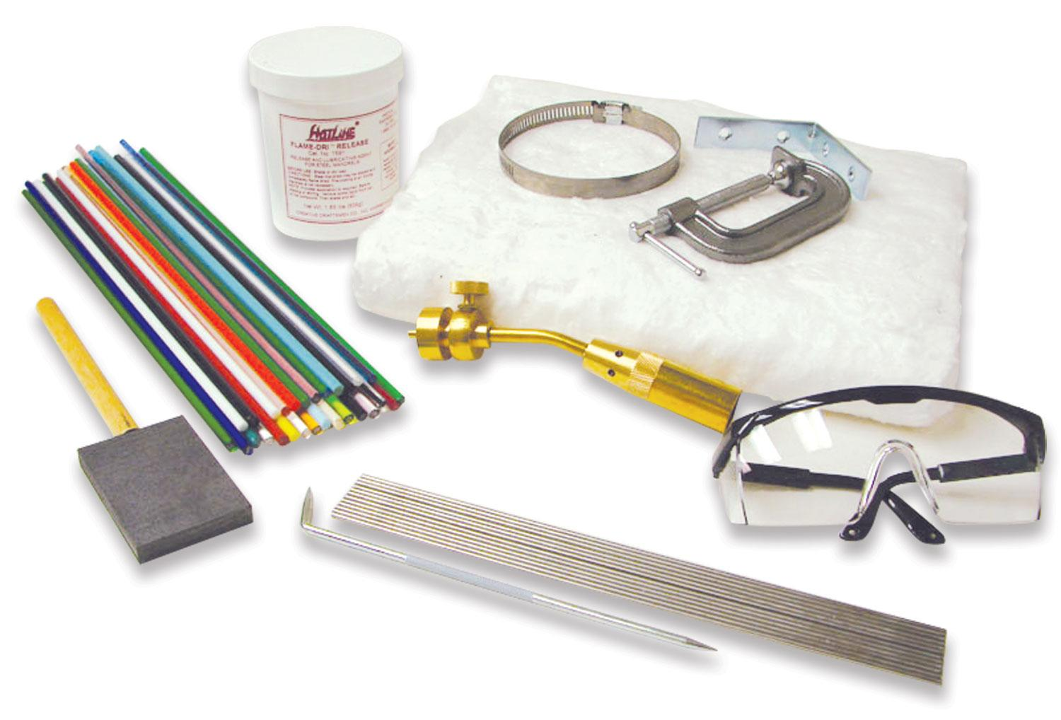 Hot Head Bead Making Kit