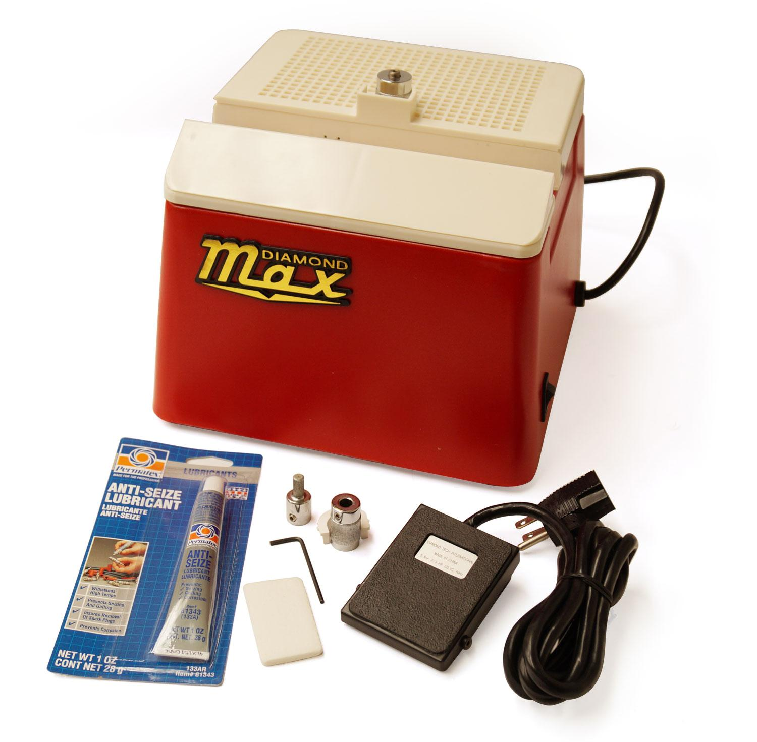 Diamond Max 2 In 1 Deluxe Grinder