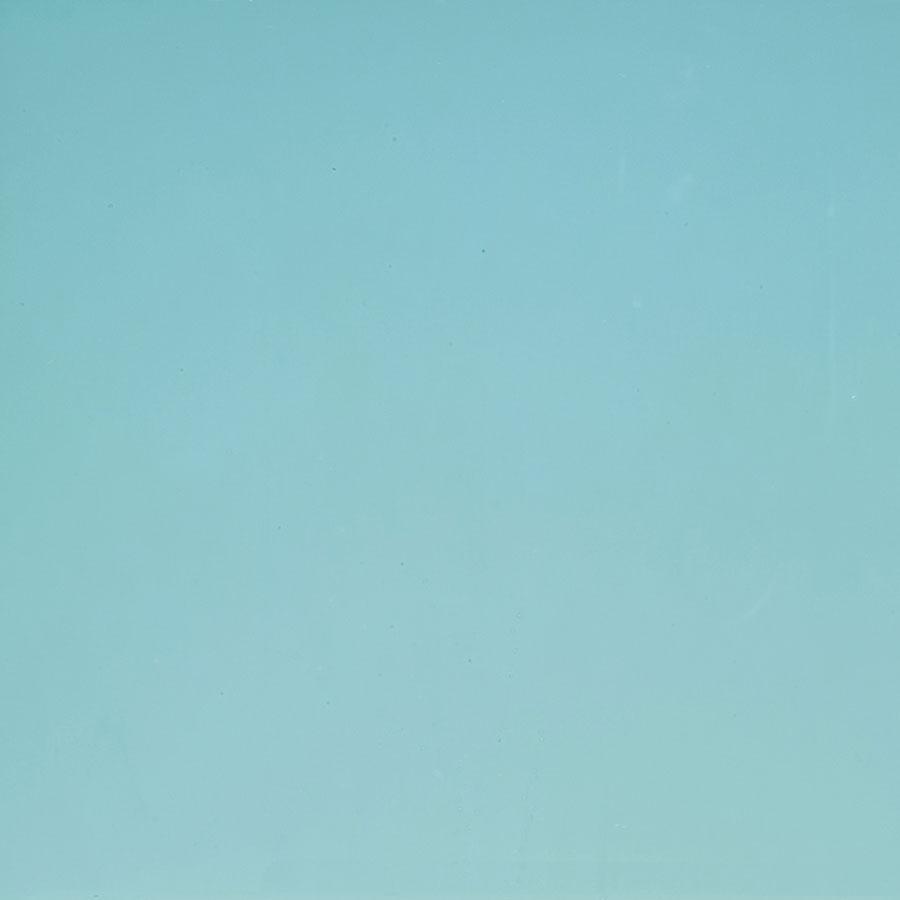 Bullseye Turquoise Blue Opal Thin - 90 COE