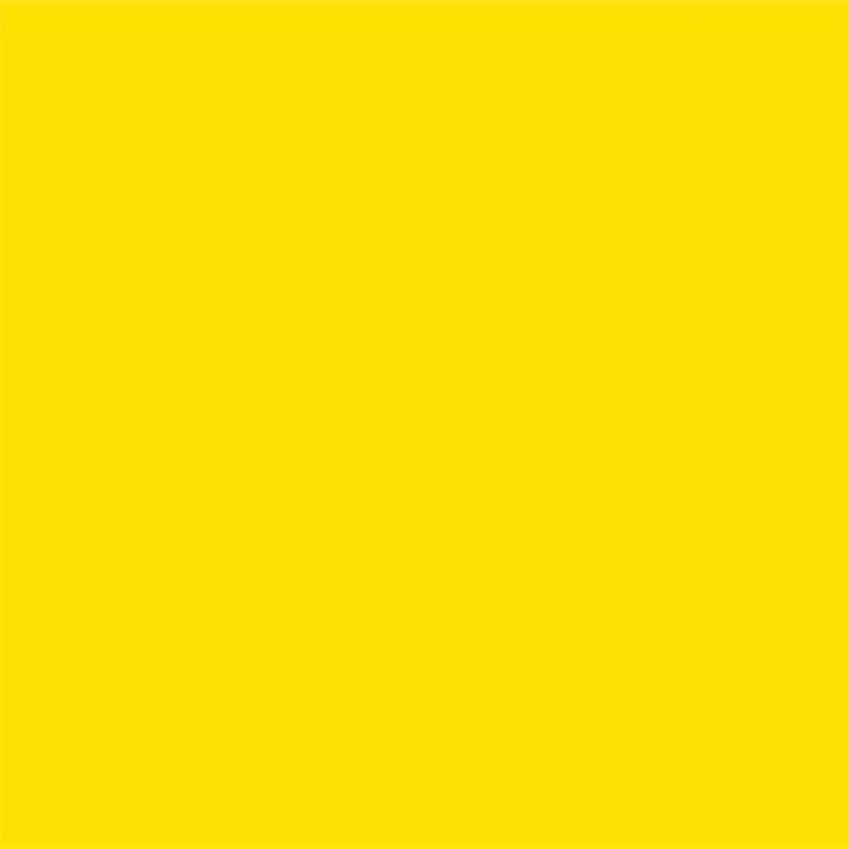 Bullseye Sunflower Yellow Opal Thin - 90 COE