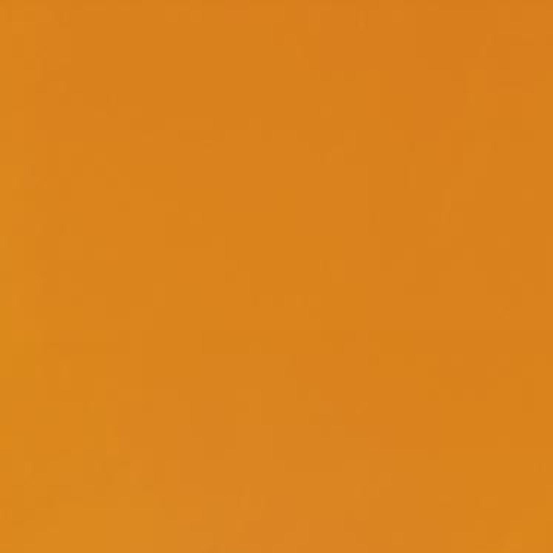 Bullseye Pumpkin Orange Opal Striker Double Rolled - 90 COE