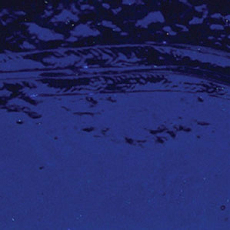Bullseye Deep Royal Blue Transparent Thin - 90 COE