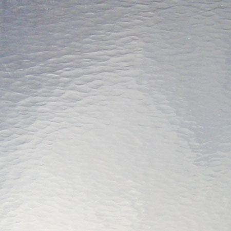 Clear Hammered Stained Glass Sheets Textured Delphi
