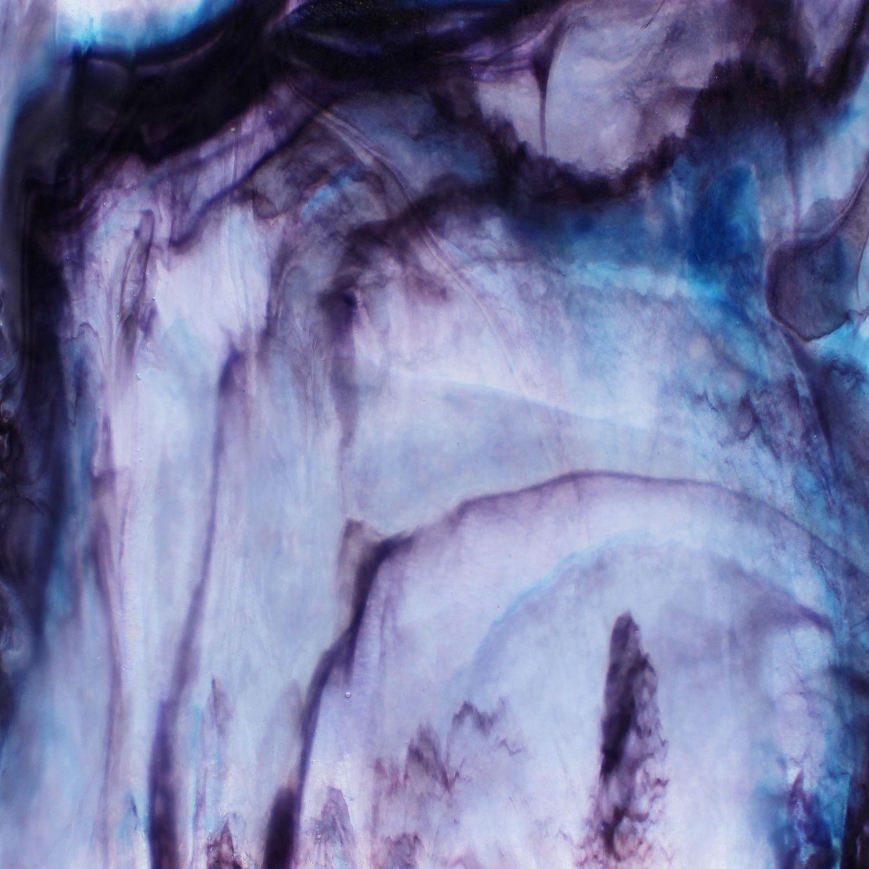 Youghiogheny Neodymium, Copper Cobalt Blue and Purple Stipple