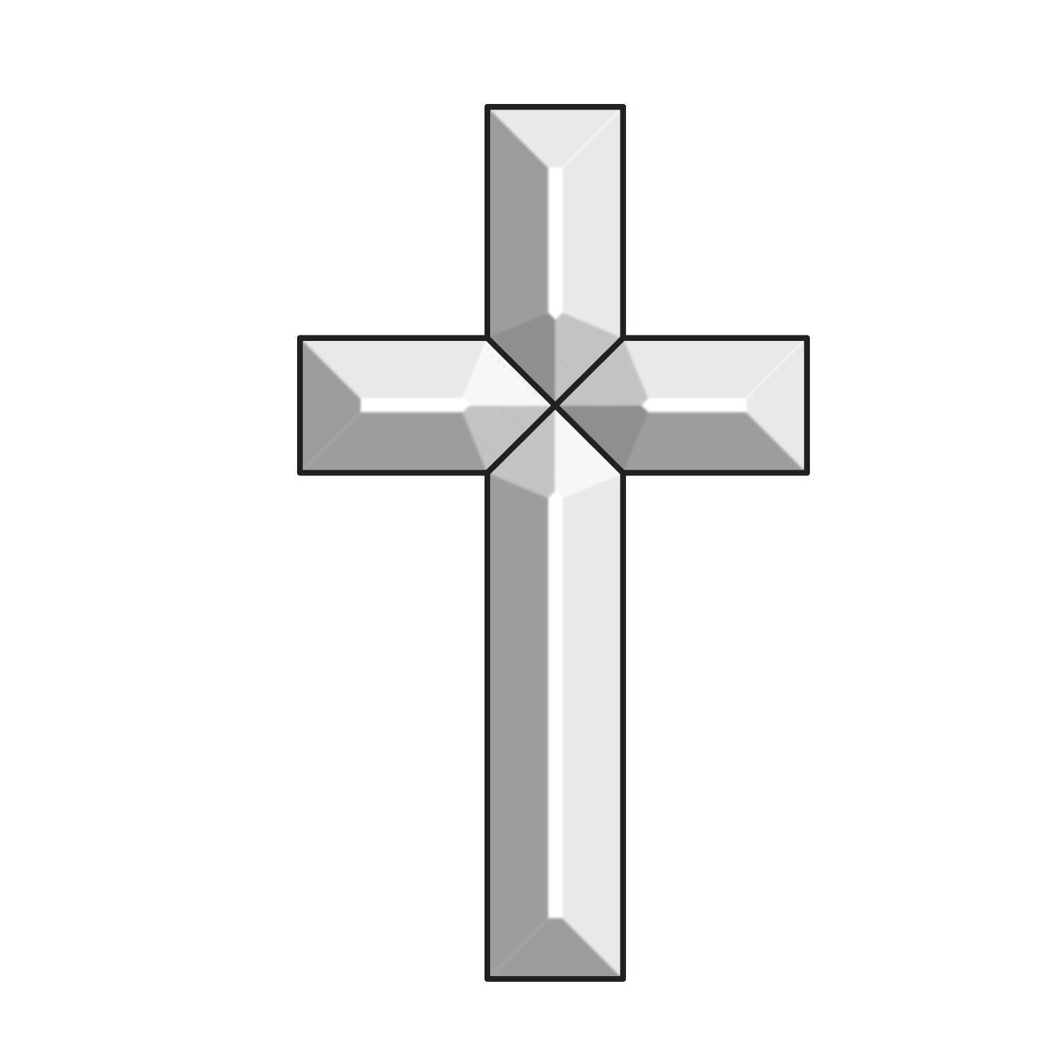 Small Simple Cross Bevel Cluster