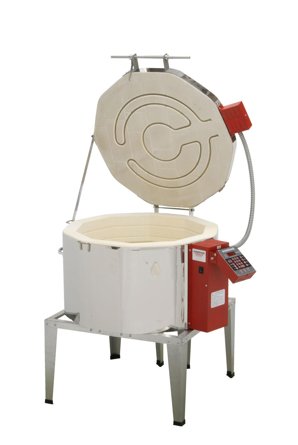 GTS 23-13 23 Floor Kiln with RampMaster with Express Mode