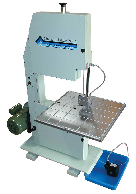 Diamond Laser 7000 Bandsaw