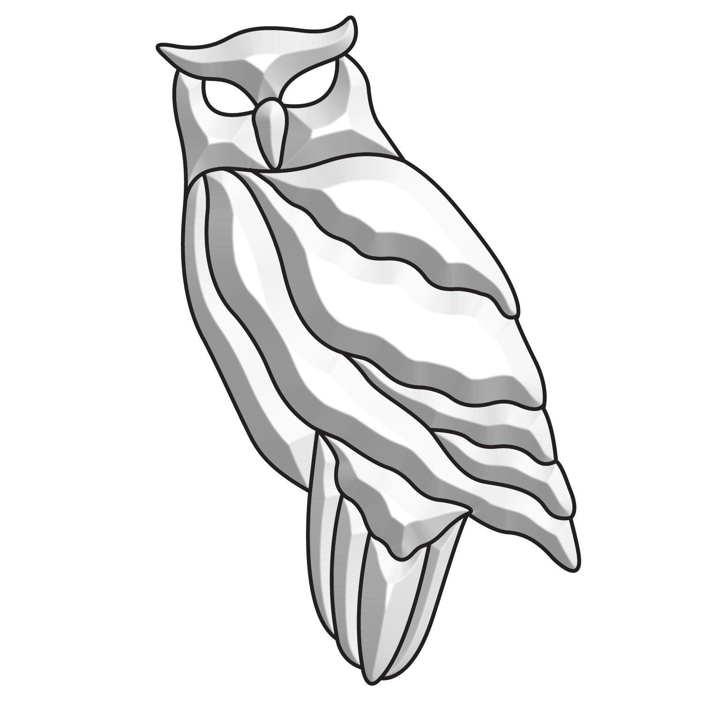 Owl Bevel Cluster