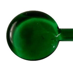 Emerald Green Transparent 1/4 lb Bundle - 104 COE