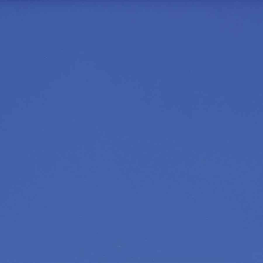 Bullseye Cobalt Blue Opal Double Rolled - 90 COE