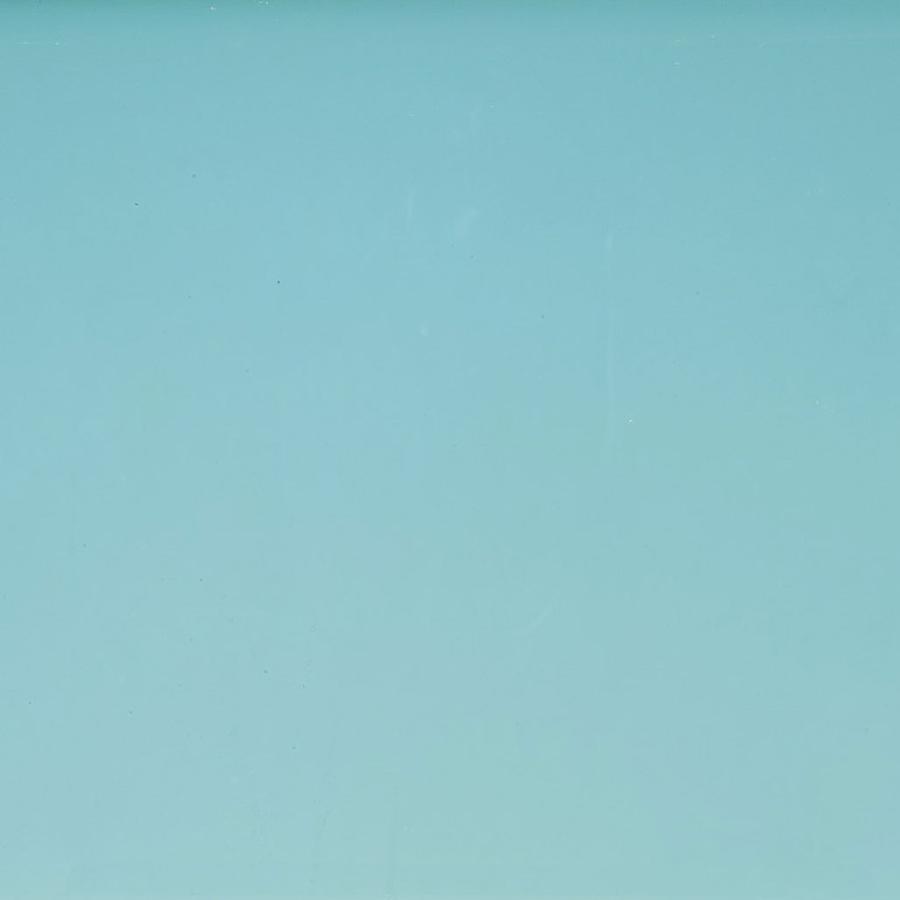 Bullseye Turquoise Opal Double Rolled - 90 COE