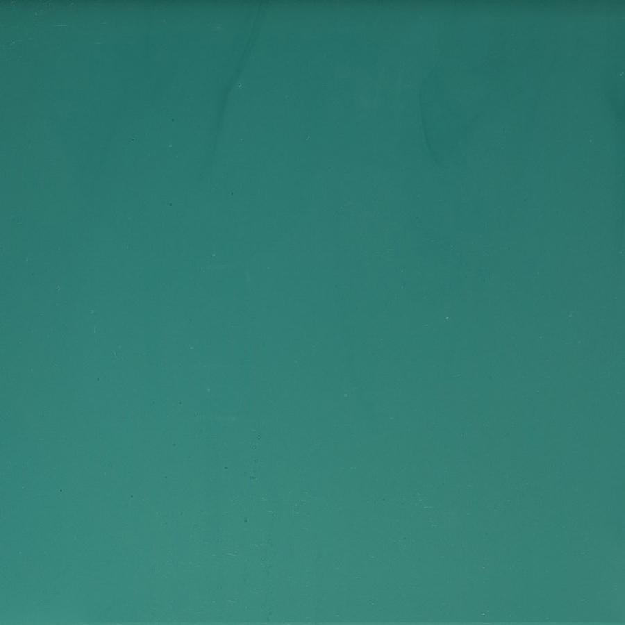 Bullseye Teal Green Opal Double Rolled - 90 COE