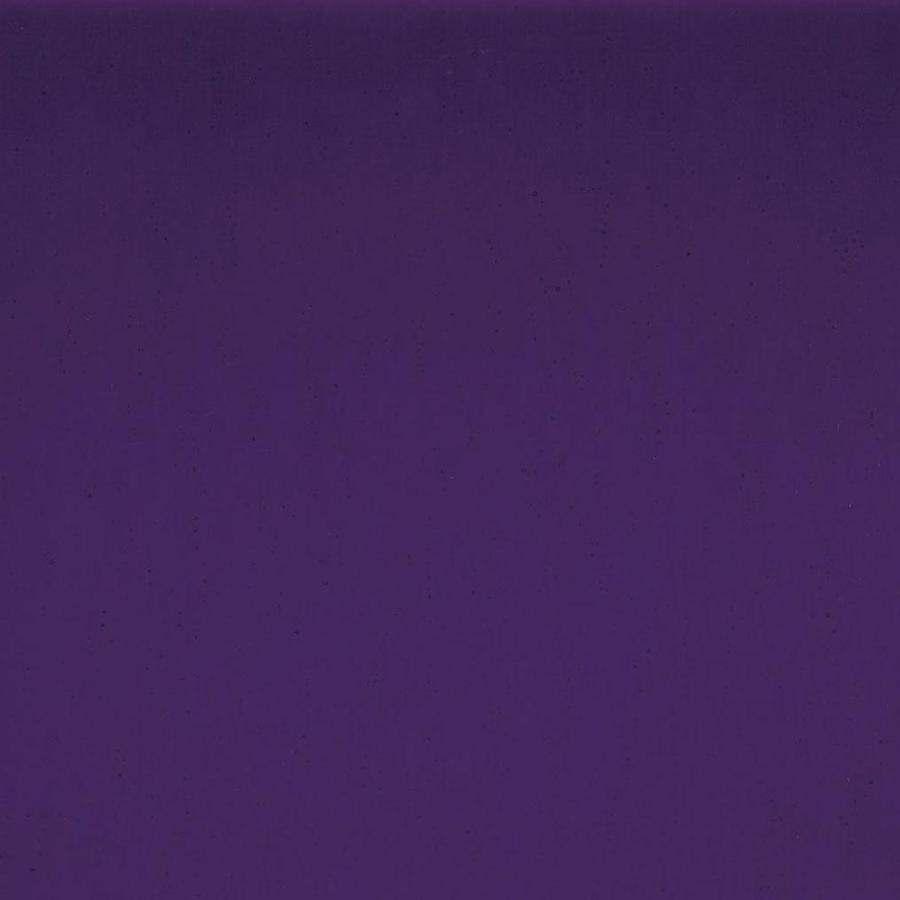 Bullseye Deep Royal Purple Transparent Double Rolled 90 Coe