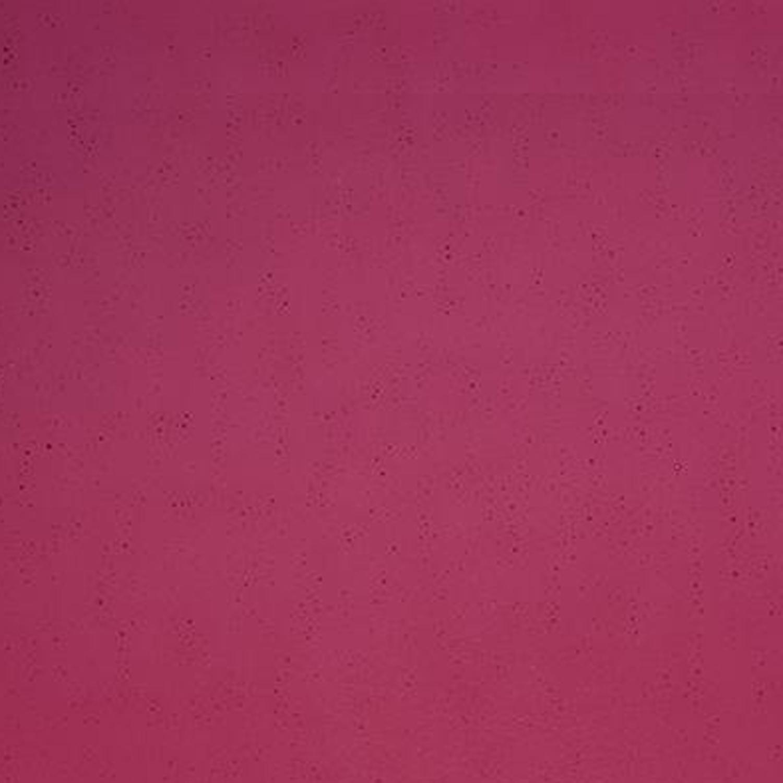 Bullseye Cranberry Pink Striker Transparent Double Rolled - 90 COE