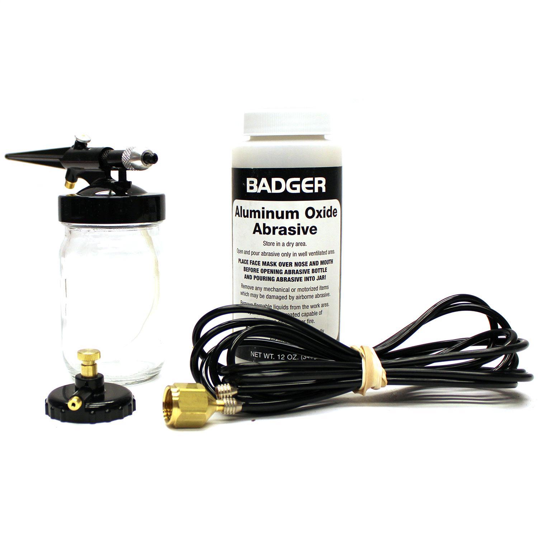 Mini Sandblaster Abrasive Sprayer Set