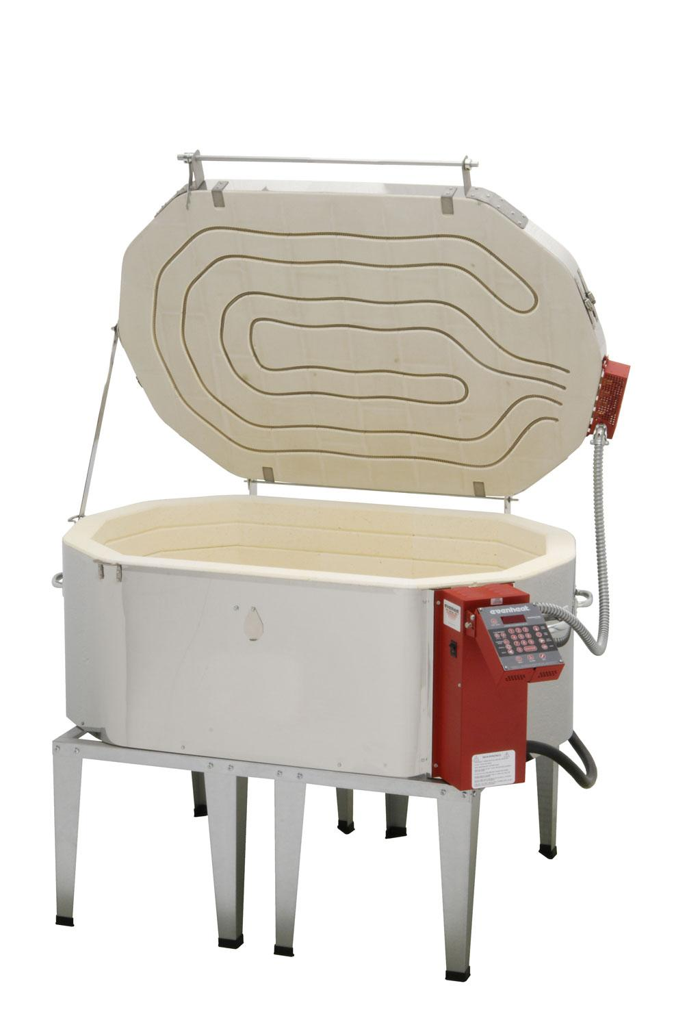 GTS 2541-13 25 Floor Kiln with RampMaster with Express Mode and Furniture Kit