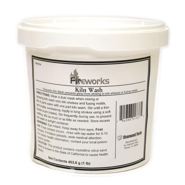 Fireworks Kiln Wash - 1 lb
