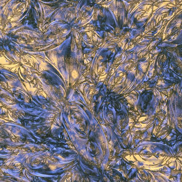 Van Gogh Bronze / Blue