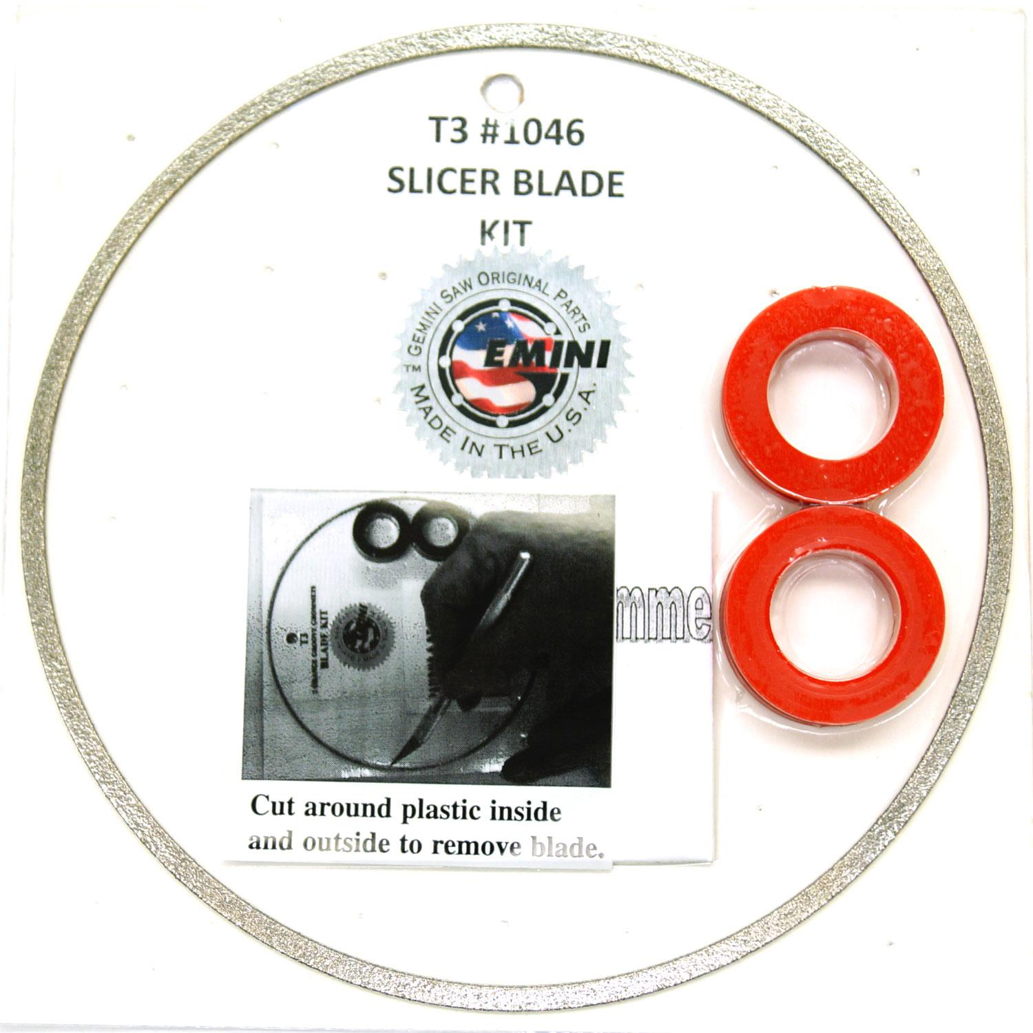 Taurus 3 Slicer Blade Kit