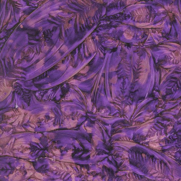 Van Gogh Purple Violet Glass Delphi Glass