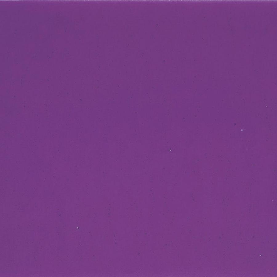 Bullseye Violet Transparent Striker Double Rolled - 90 COE