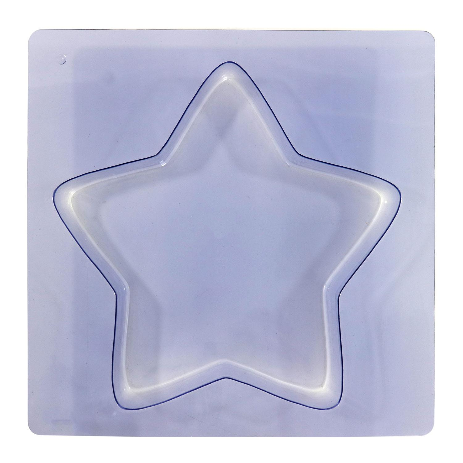 10 Star Stepping Stone Mold