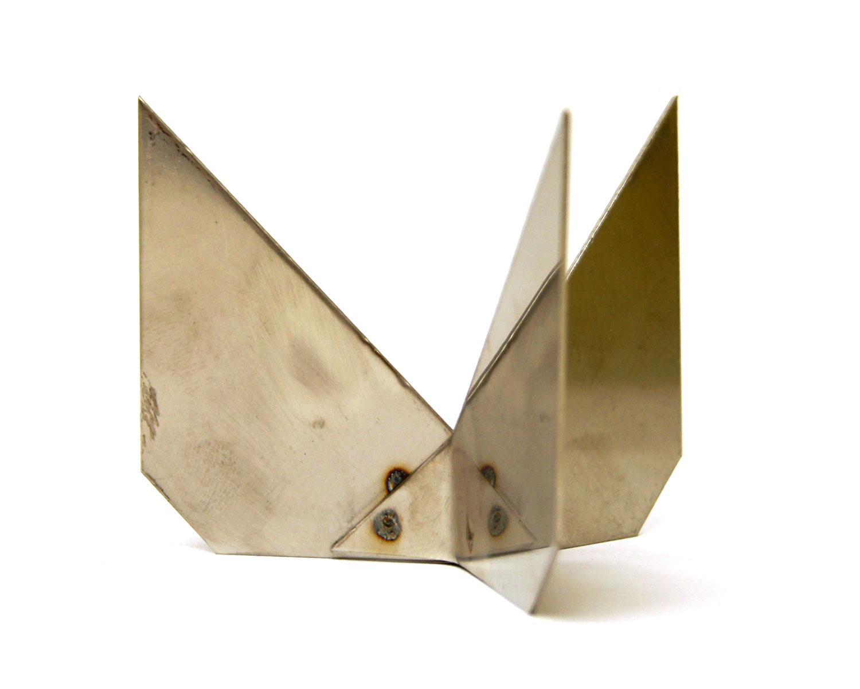 3 Point Metal Enameling Firing Trivet Tools Delphi Glass