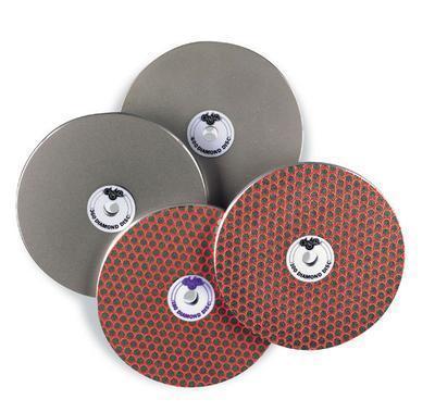 Glastar Coarse 100 Grit Grinder Disk for G-9