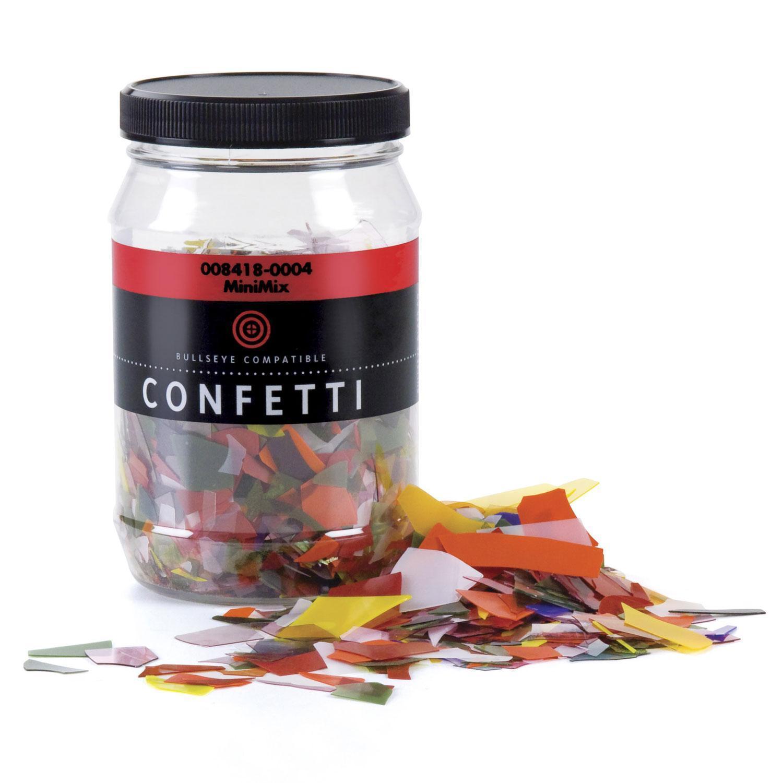 Bullseye Confetti Mini Mix - 90 COE