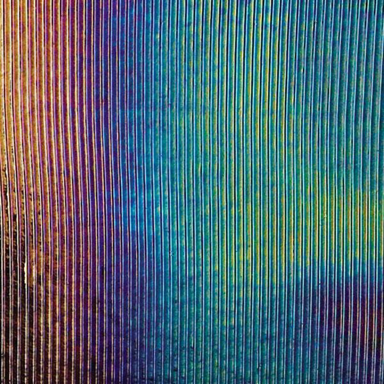 Bullseye Black Opal Rainbow Iridized Prismatic - 90 COE