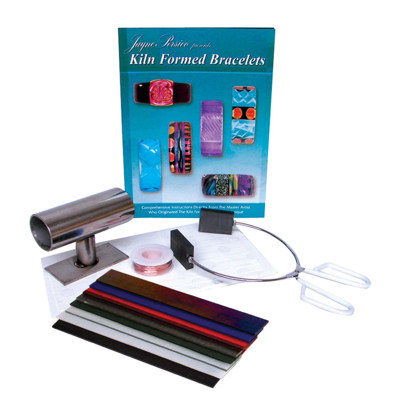 Fused Glass Bracelet Kit - 90 COE