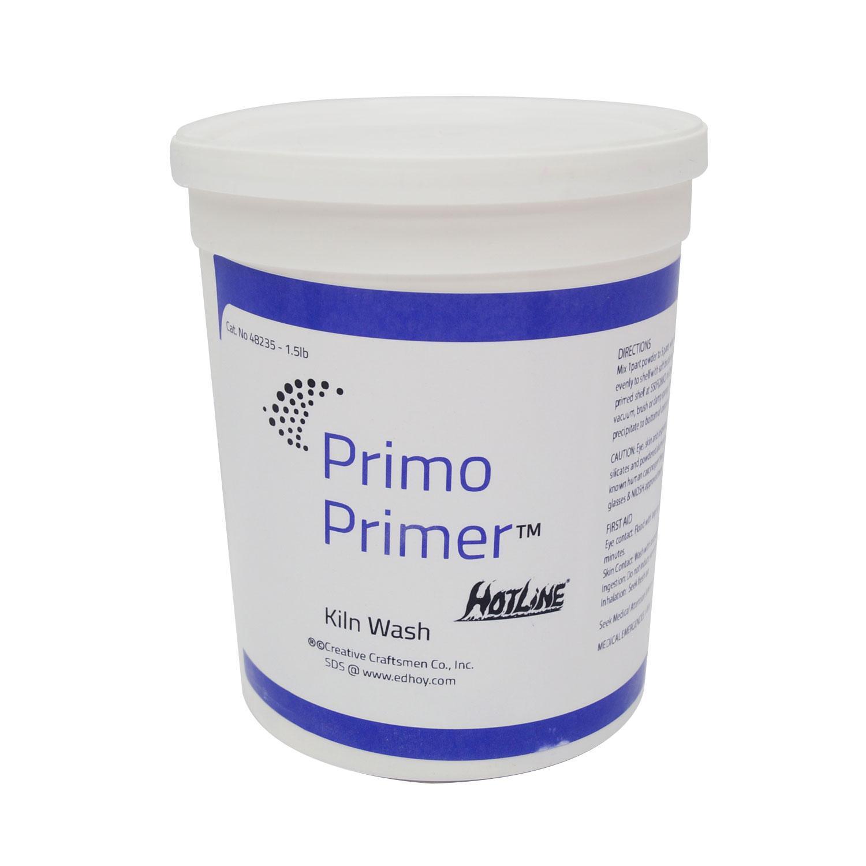 Primo Primer Kiln Wash - 1-1/2 lb