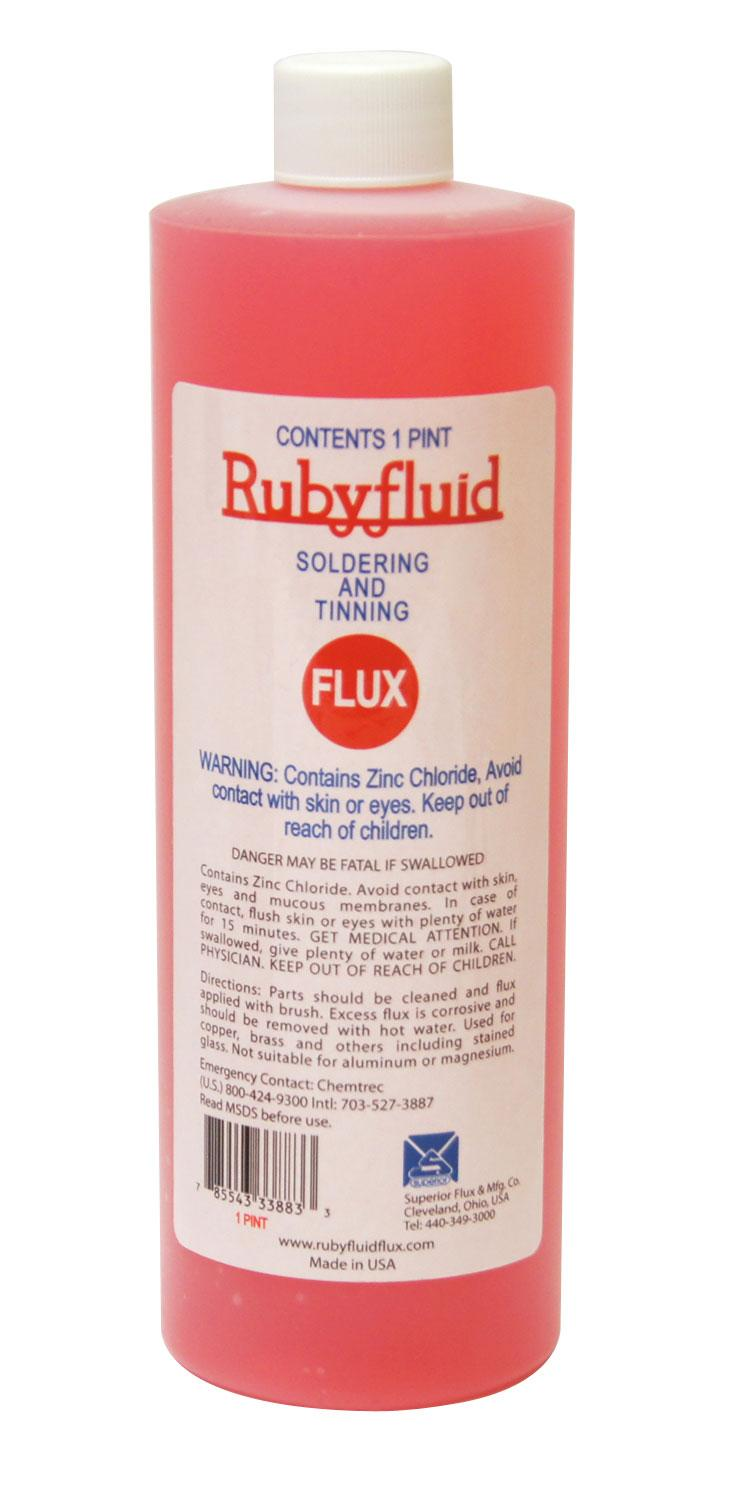 Ruby Fluid Flux - 16 oz