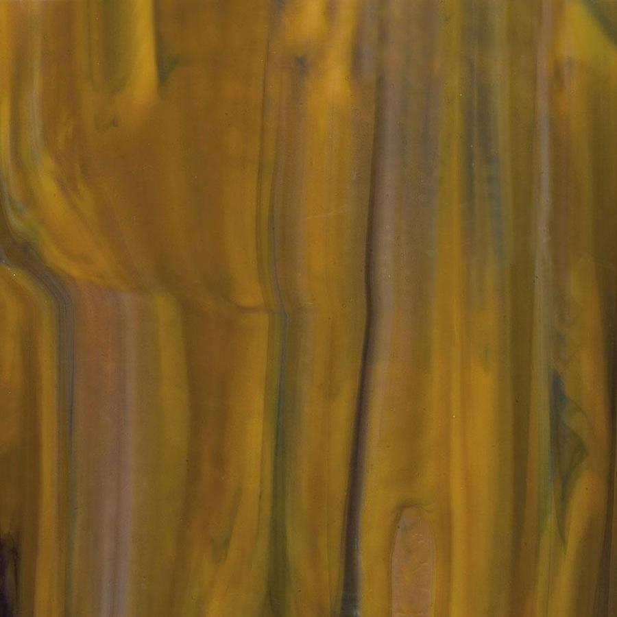Bullseye Woodland Brown Opal, Ivory, Black Striker Streaky - 90 COE