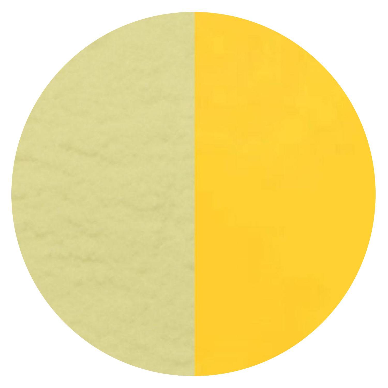 8.5 oz Yellow Transparent Powder Frit - 96 COE