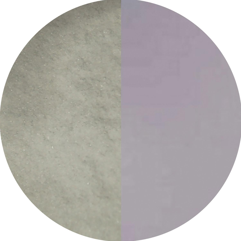 8.5 Oz Pale Gray Transparent Powder Frit - 96 COE