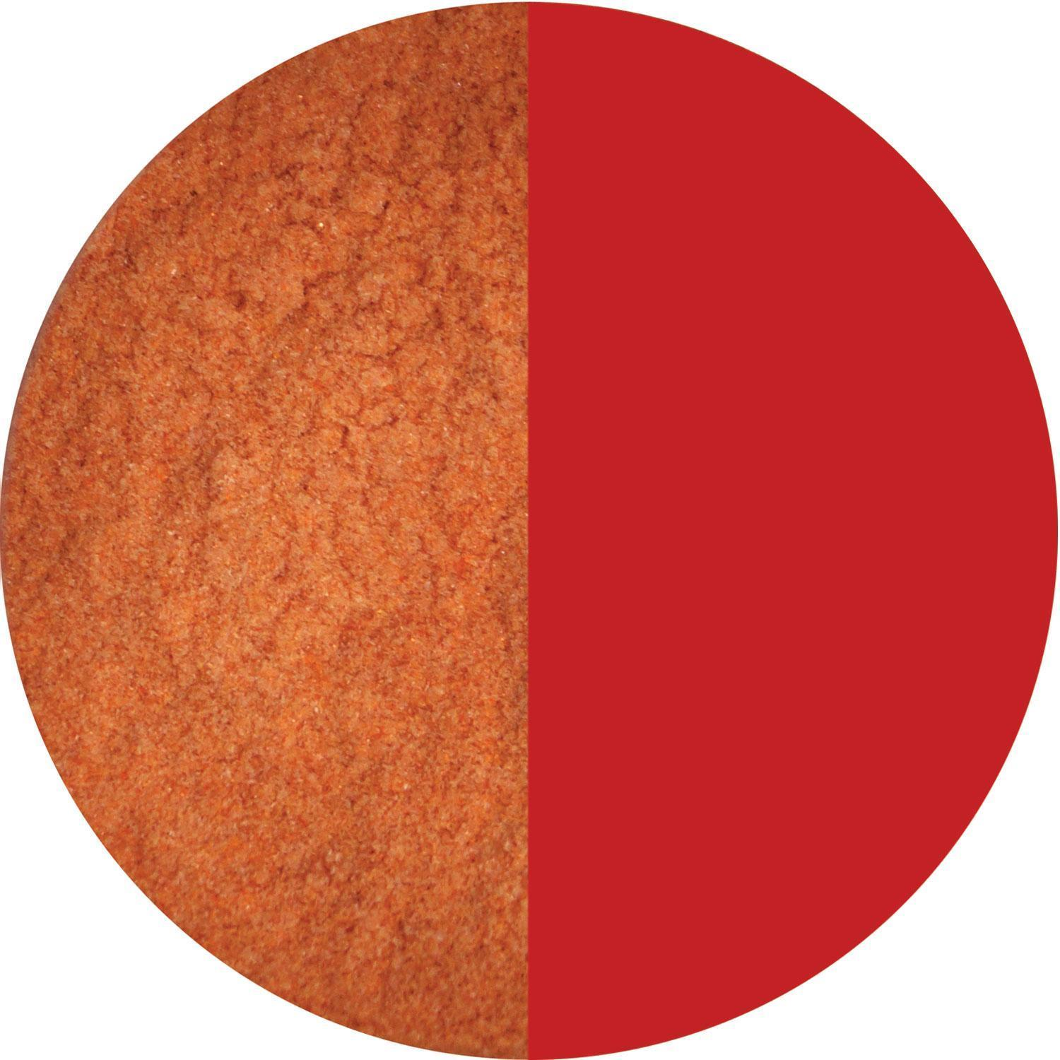 8.5 oz Red Opal Powder Frit - 96 COE