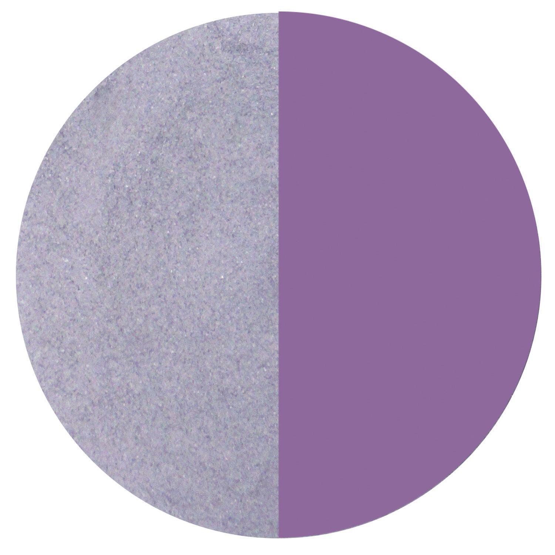 8.5 oz Grape Transparent Powder Frit - 96 COE