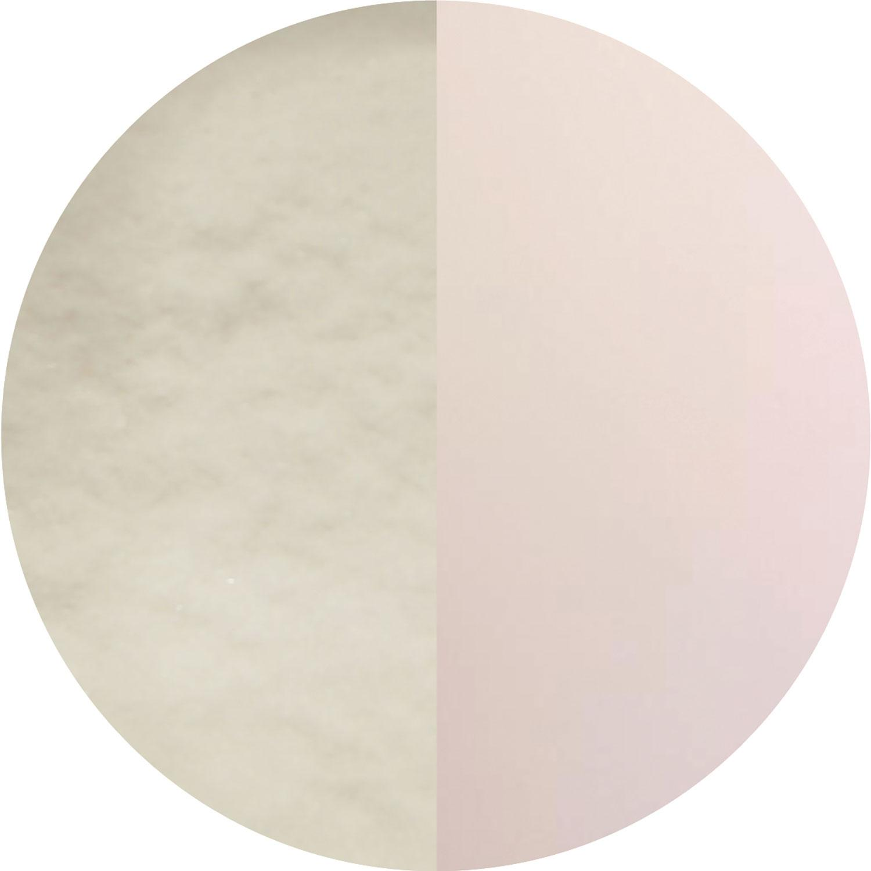 8.5 Oz Pink Champagne Transparent Powder Frit - 96 COE