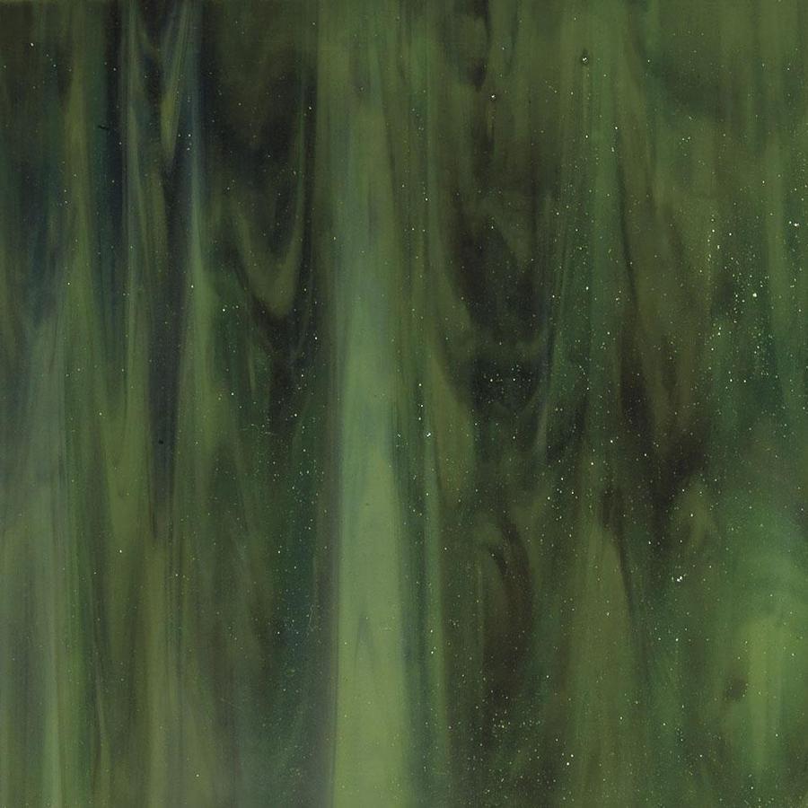 Bullseye Olive Green, Forest Green, Deep Brown Streaky - 90 COE