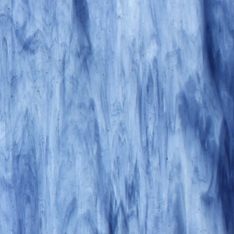 Kokomo Cobalt Blue and Clear Streaky
