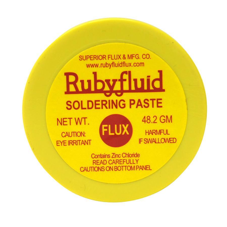 Ruby Paste Flux - 2 oz