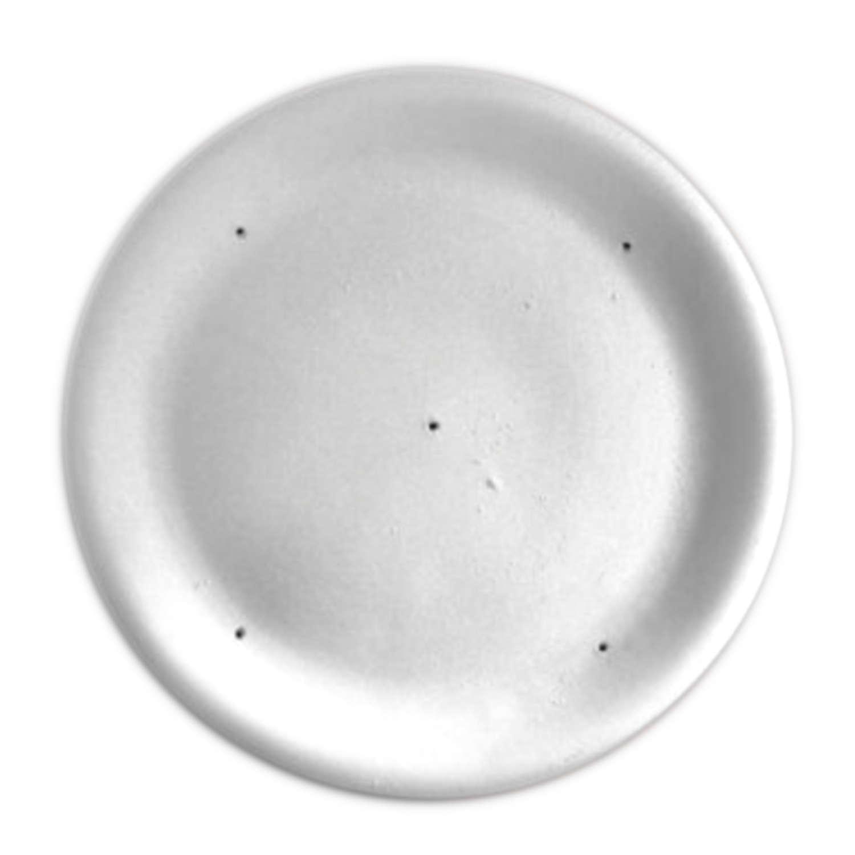 12-3/4 Round Plate