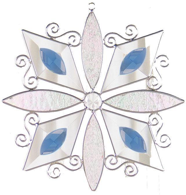 Pre-Cut Snowflake Kit