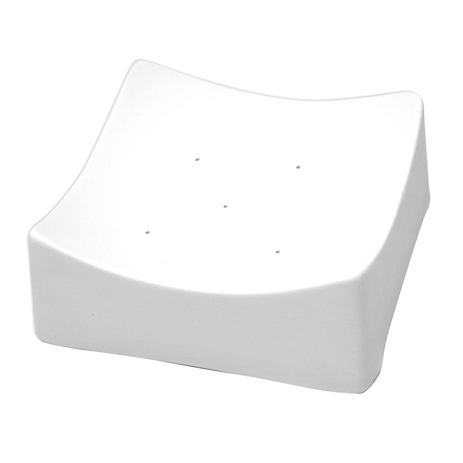4-1/2 Square Dish Mold